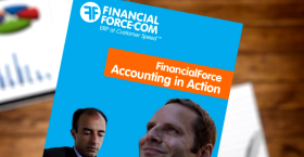 FinancialForce Accounting screenshot