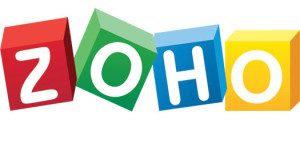 Logo of Zoho Meeting