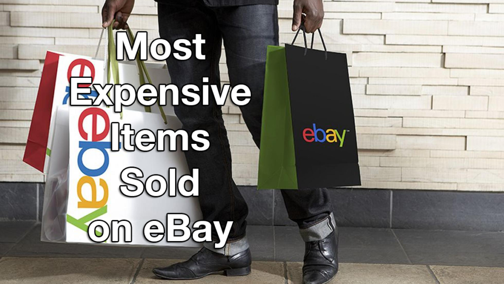 e54c84849a2 Now let s get down to the nitty gritty and begin our countdown of the most  expensive items ever sold on eBay as of 2018.