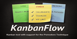 Logo of KanbanFlow