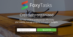 Logo of FoxyTasks