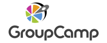 Logo of GroupCamp Project