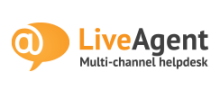 Logo of LiveAgent