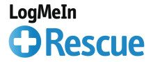 Rescue by LogMeIn logo