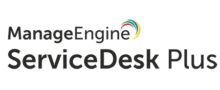 Logo of ManageEngine ServiceDesk