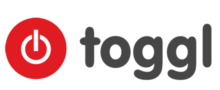 Logo of Toggl