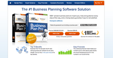 Business Plan Pro screenshot