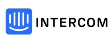 Logo of Intercom Live Chat