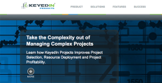 KeyedIn Projects screenshot