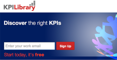 KPI Library screenshot