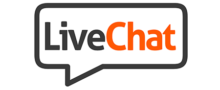 Logo of LiveChat