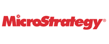 Logo of MicroStrategy