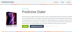 Logo of Voicent Predictive Dialer
