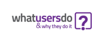 Logo of WhatUsersDo