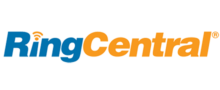 Logo of RingCentral