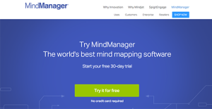 Logo of MindManager