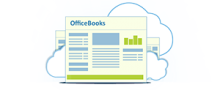 Logo of OfficeBooks