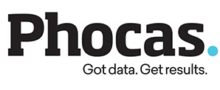 Logo of Phocas