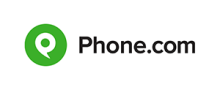 Logo of Phone.com