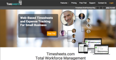 Logo of Timesheets