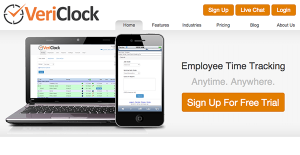 Logo of VeriClock