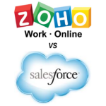 Zoho CRM vs Salesforce: Comparison of Top CRM Software Services