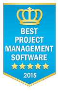 Wrike is the winner of our Best Project Management Award for 2015