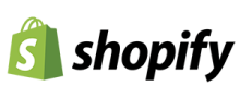 Logo of Shopify
