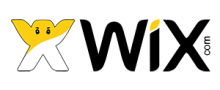 Logo of Wix.com Hosting