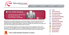 Logo of 000webhost