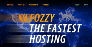Logo of Fozzy