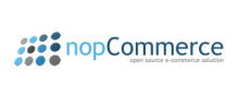Logo of nopCommerce
