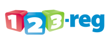 Logo of 123-reg
