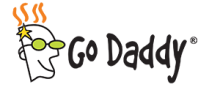 Logo of Go Daddy