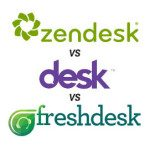 Compare Desk vs. Freshdesk vs. Zendesk: Which Help Desk Solution Is The Best?