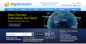 Logo of MyDomain