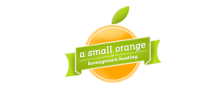 Logo of A Small Orange Hosting