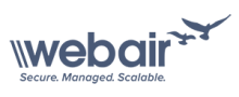 Logo of Webair