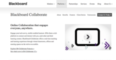 Logo of Blackboard Collaborate