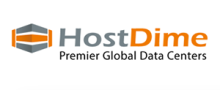 Logo of HostDime
