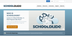 Logo of SchoolDude
