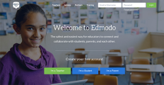 Logo of Edmodo