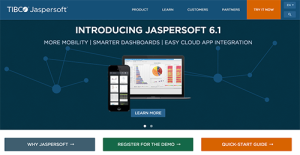 Logo of Jaspersoft