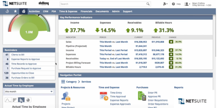 Top 10 Accounting ERP Software Systems Financesonline – List of Erp Systems