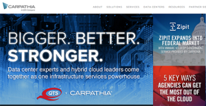 Logo of Carpathia Hosting