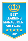 TalentLMS won our Best Learning Management Software Award for 2015