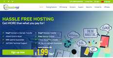 Logo of Web Hosting Pad