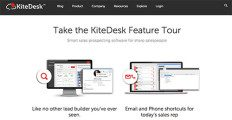 KiteDesk screenshot