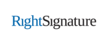 Logo of RightSignature