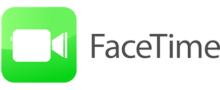 Logo of FaceTime